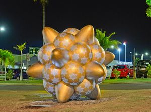 Ploy to lure tourists to Gladstone region with 'meteorite'