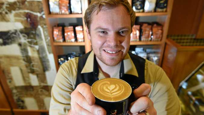 Lismore Gloria Jeans barista Justin Porrett has been named the RFG International Barista Champion.