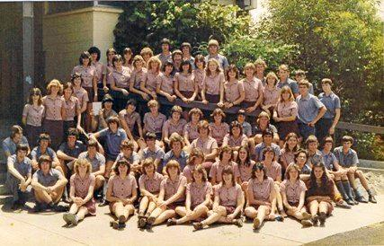 OLD SCHOOL: The DSHS class of 1981 are holding a reunion at the Leagues Club on Saturday night.