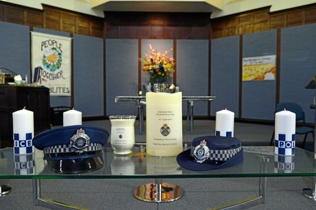 REMEMBRANCE DAY: Bundabergs Uniting Church held the service to remember fallen officers.