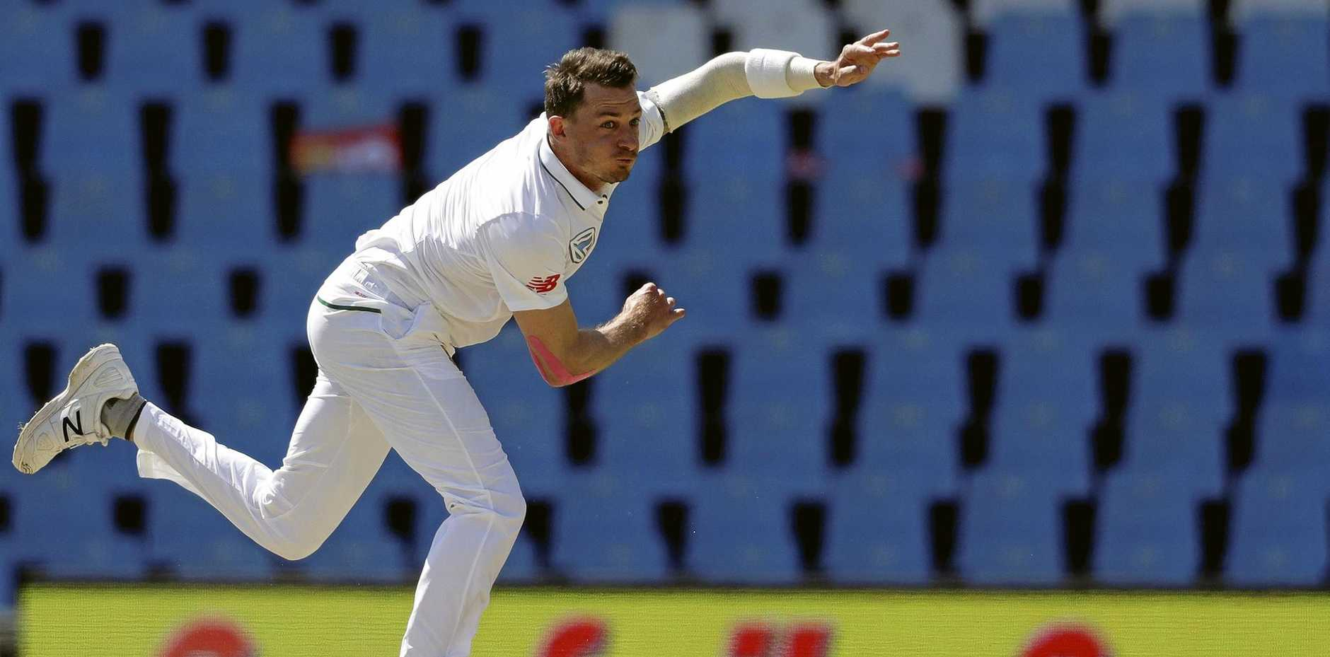 South African bowler Dale Steyn should be fit to face Australia.
