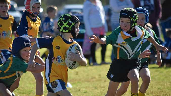 FOR THE PARENTS: Junior rugby league and netball has been placed into new hands.