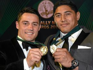 Dally M winner Cronk has no plans to retire any time soon