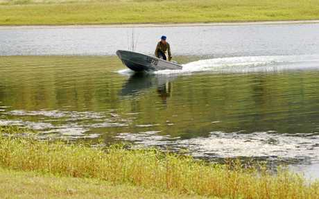 Fishers at Cressbrook Dam and fishing spots will benefit from an expanded Impoundments Permit Scheme.