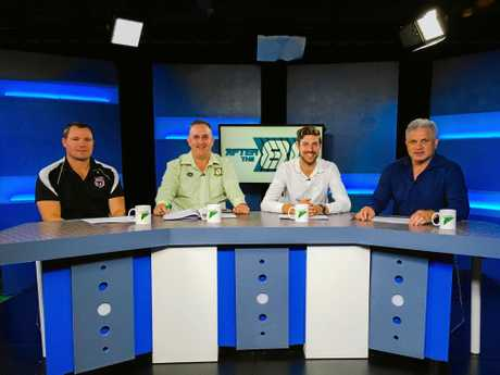 FINALS CHAT: Manager of rugby league Ipswich Brendon Lindsay joins co-host Anthony 'Bomber' Breeze, host Ben Wilmott and special guest Colin Scott this week on After the 80.
