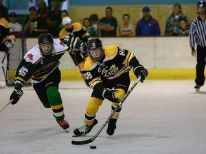 Ice hockey tournament comes to the Big Banana