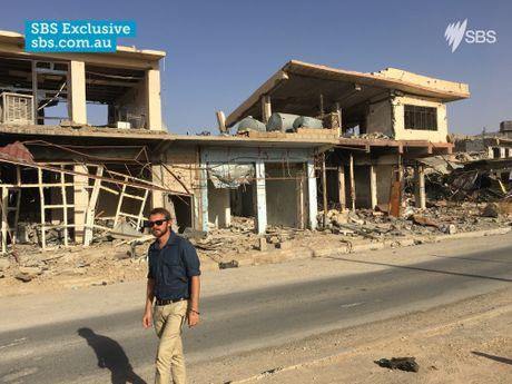 Wyatt Roy in Iraq