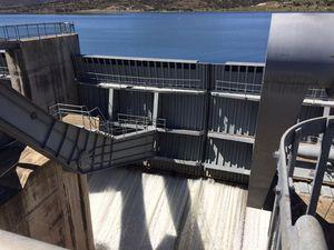 Callide Dam gates pass safety test