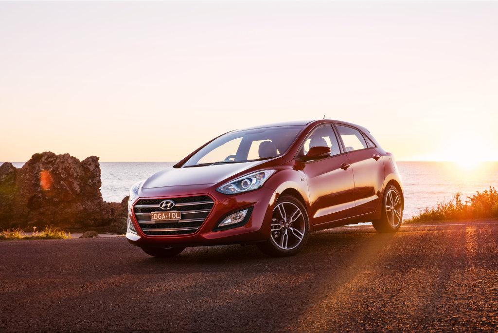 2016 Hyundai i30 SRPhoto: Contributed
