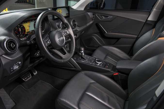 2017 Audi Q2 compact SUV.Photo: Contributed