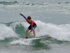 SURF ALERT: Swell goes on holidays