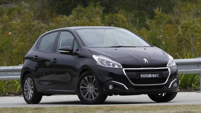 2016 Peugeot 208 Active.Photo: Iain Curry