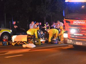 UPDATE: Man flown to Brisbane to try and save arm