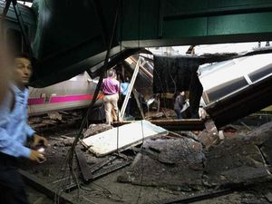 1 killed, 108 injured in US train crash