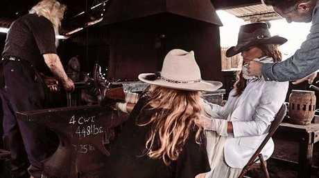 GRAZIA photo shoot in Toowoomba