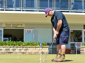 Men of League to tee-off on Sunday at Gympie Pines