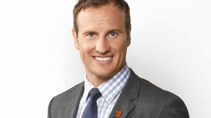 Former Swan and current Channel Seven commentator Jude Bolton.