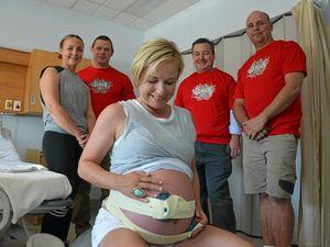 How the Samson challenge helped Lismore hospital