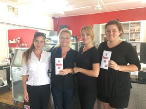 Mother and daughter team launch new Bundy eatery