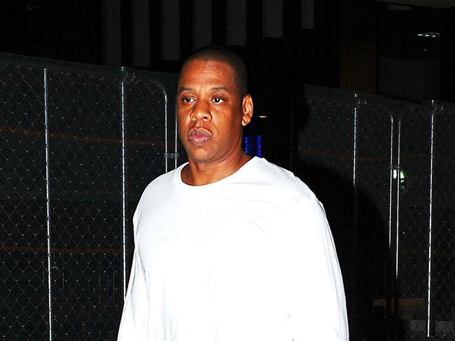 Rapper Jay Z