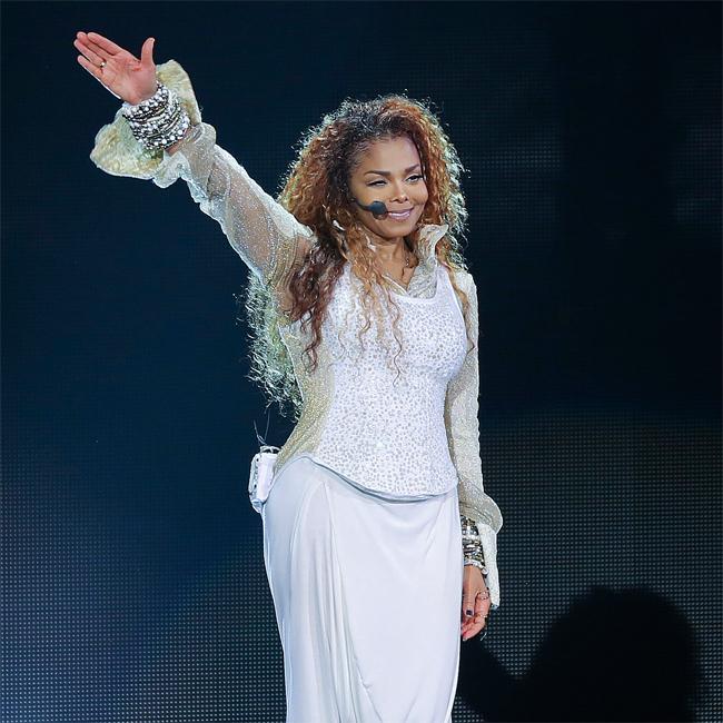 Singer Janet Jackson.