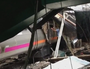 Train Crash Causes Commuter Chaos