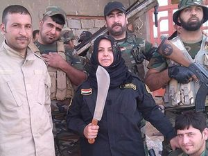 Iraqi grandmother goes head to head against ISIS