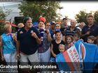 Coast Dogs fans celebrate historic win