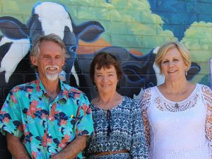 Latest M'boro mural pays tribute to region's dairy industry