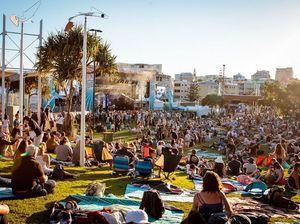 Stars compare Caloundra Music Festival to Byron Bluesfest