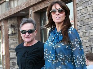 Robin Williams' last words echo in widow's heart