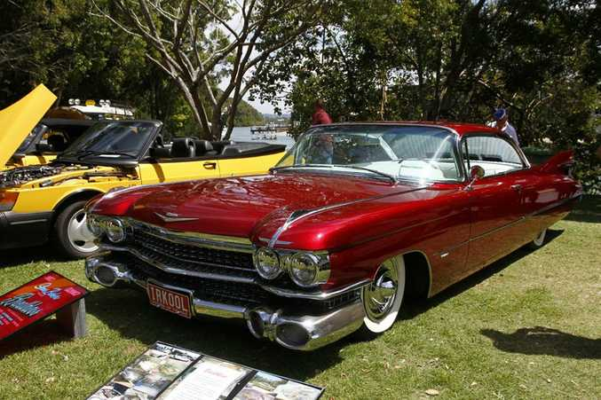 BIG PRIZE: One of Australia's finest car shows proves bigger and better than ever as 250 rare and special cars take centre stage in this spectacular waterfront location in Noosa.