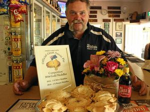 "First time win a ""big thing"": Mackay pies get national prize"