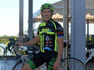 A Tour de France triple winner races around Mackay again