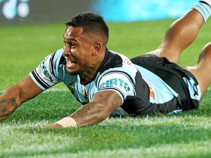 Sharks drop Barba after Drug Test