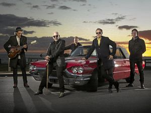 Black Sorrows on the road with new album