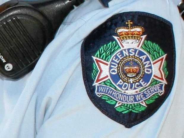LAW ENFORCERS: In order to ensure the safety of others police officers make sure all rules and laws are adhered to.  Photo Tom Threadingham / Gatton Star
