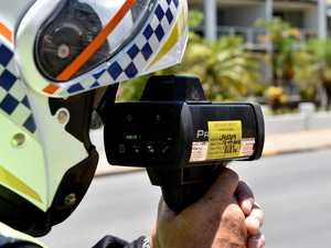 Motorcycle clocked at nearly 200kmh on Bruce Hwy