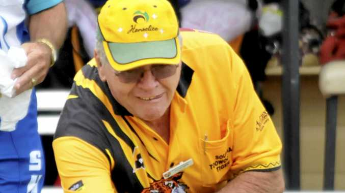 TWO IN A ROW: Allan Kiepe and South Toowoomba have claimed a second straight division one pennants championship.