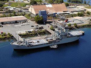 Renewed hope for HMAS Tobruk dive site and reef off Mackay