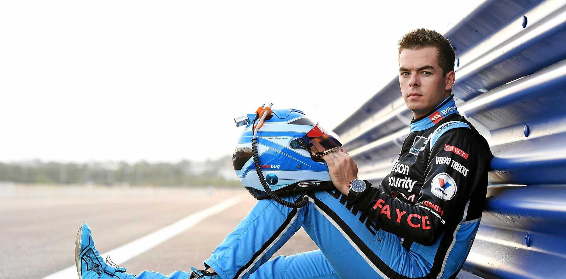 Scott McLaughlin is heading to Bathurst in pursuit of a maiden win on the famous circuit.