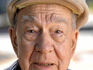 Percy braved air raids, submarines and landmines