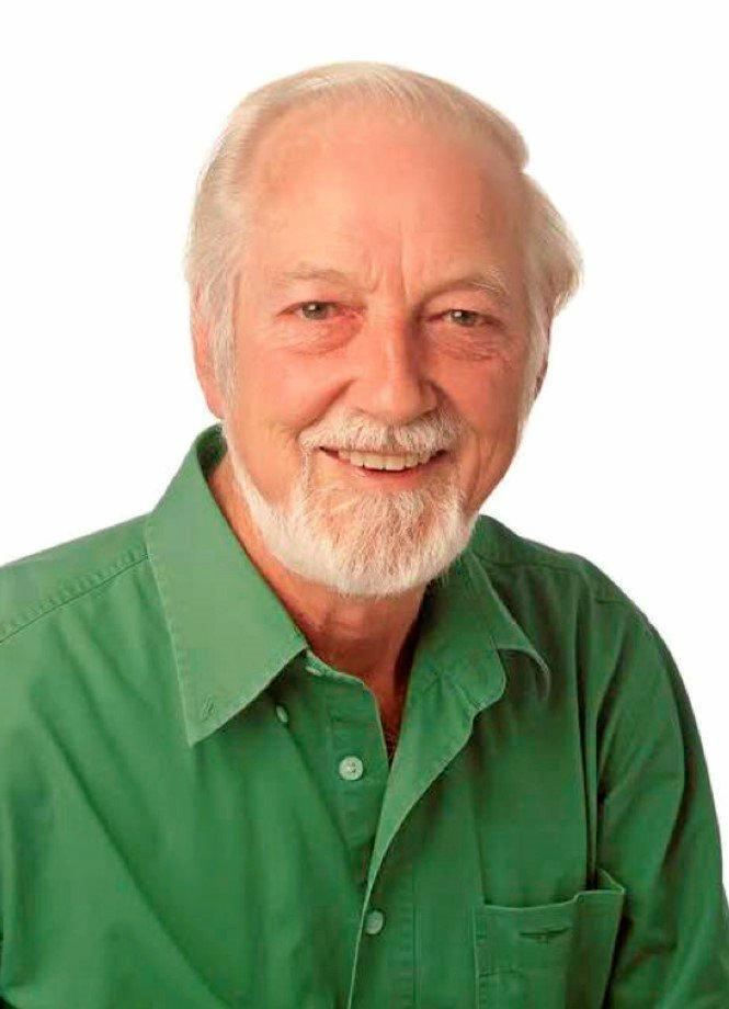 Dr Jim Frazier.