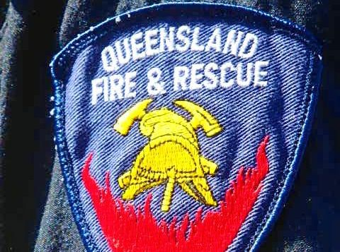 HOUSE FIRE: Queensland Fire and Rescue crews attended a house fire at Emerald on Sunday night.