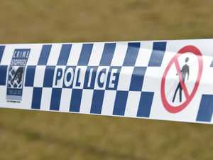 Crime scene: Police investigate 'firearm incident' on CQ hwy