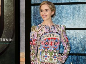 Emily Blunt's daughter upset by Girl on the Train trailer