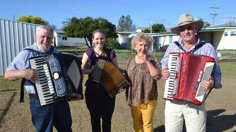 Get your toes ready to tap along to some old time tunes at the Maclagan Old-Time Squeeze-box Festival.