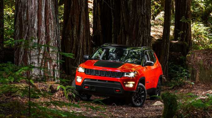 2017 Jeep Compass.Photo: Contributed
