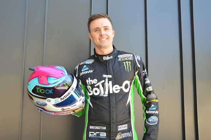 Mark 'Frosty' Winterbottom says his strategy for Bathurst this weekend is 'be more aggressive'.