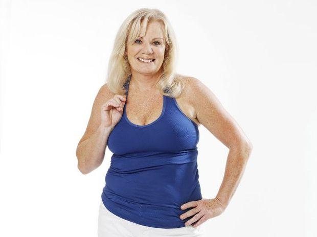 Australian Survivor contestant Sue Clarke.